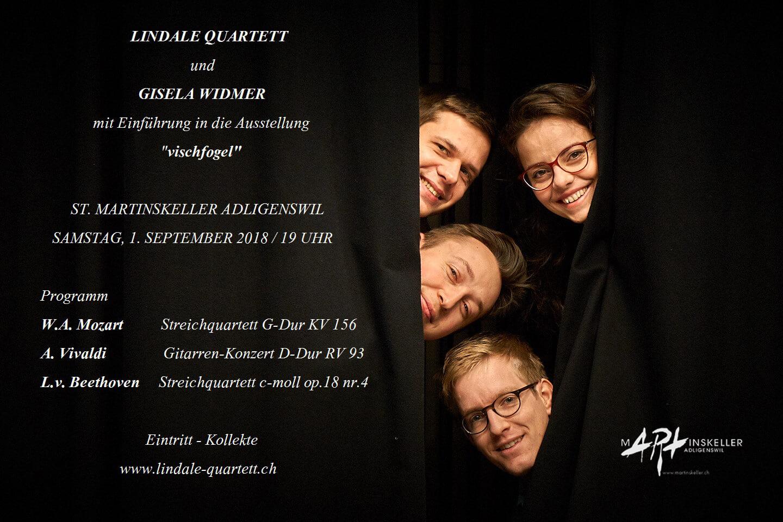 Lindale Quartett Jonas Willimann